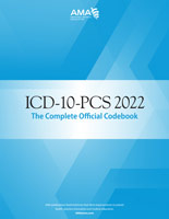ICD-10-PCS 2022: The Complete Official Code Book
