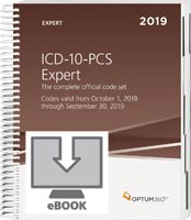 2019 ICD-10-PCS Expert eBook