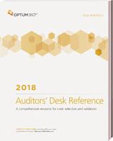 Auditors' Desk Reference 2018