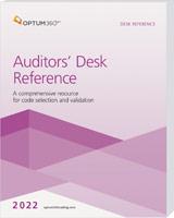 Auditors' Desk Reference 2022