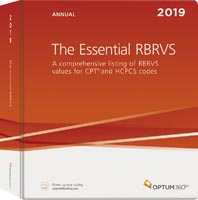 The Essential RBRVS 2019