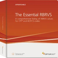 The Essential RBRVS Updateable Binder