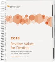 Relative Values for Dentists 2018