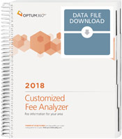 Customized Fee Analyzer One Specialty 2018 Data File