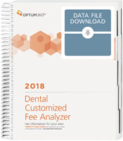 Dental Customized Fee Analyzer 2018 Data File