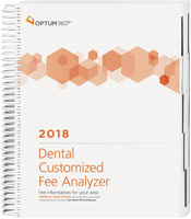 Dental Customized Fee Analyzer 2018