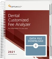 Dental Customized Fee Analyzer 2021 Data File