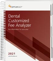 Dental Customized Fee Analyzer 2021