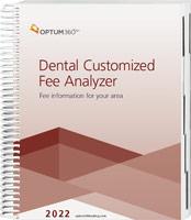 Dental Customized Fee Analyzer 2022