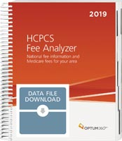HCPCS Fee Analyzer 2019 Data File
