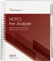 HCPCS Fee Analyzer 2021