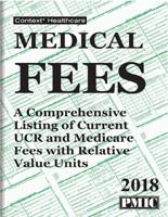 Medical Fees 2018