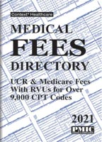 Medical Fees 2021