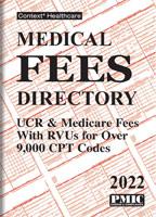 Medical Fees 2022