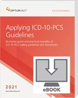 ICD-10 Essentials: Applying ICD-10-PCS Guidelines 2021 eBook