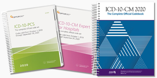 Up to 20% Off All 2020 ICD10 code book pre-orders