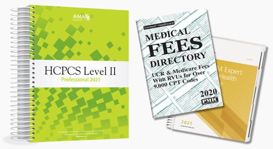 Up to 25% Off ALL 2020 and 2021 coding books