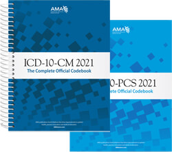 Pre-order 2021 AMA ICD-10