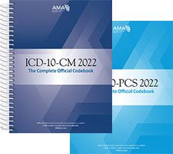 Pre-order AMA 2022 ICD10