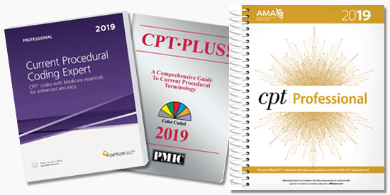 Ama Cpt Book Icd 10 Code Book Hcpcs Book 2019 Physician Bundle