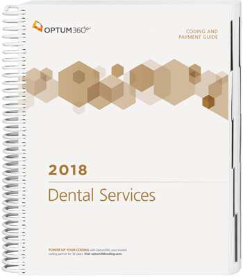 Optum360 And Payment Guide For Dental Services 2018