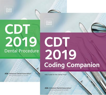 CDT 2019 Dental Coding Kit