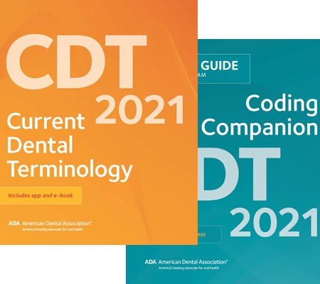CDT 2021 Dental Coding Kit