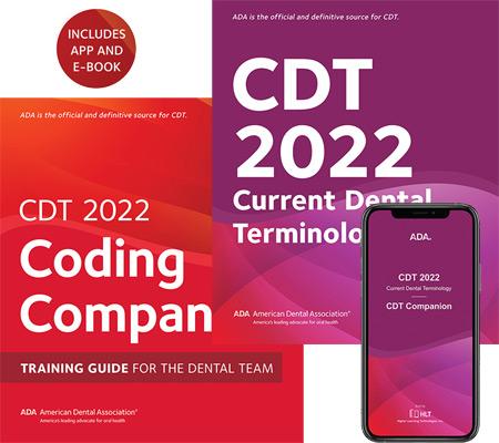 CDT 2022 Dental Coding Kit
