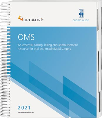 Coding and Payment Guide for OMS 2021