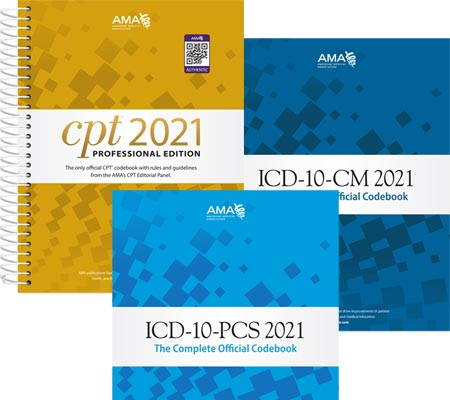2021 Hospital Coding Book Bundle One