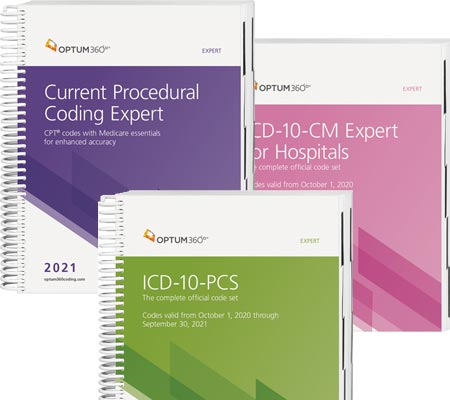2021 Hospital Coding Book Bundle Three