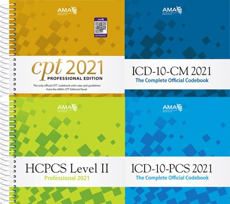 2021 Hospital Coding Book Bundle Four