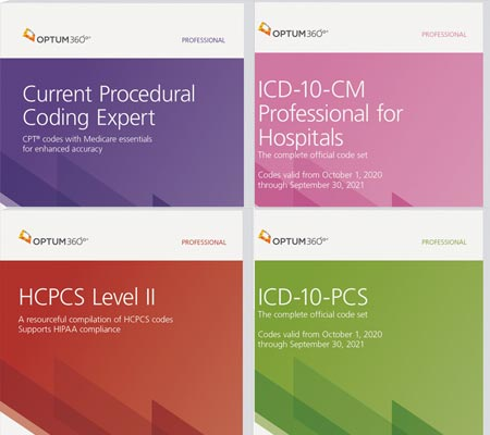 2021 Hospital Coding Book Bundle Five