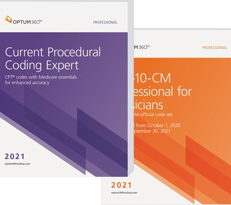 2021 Physician Coding Book Bundle Two