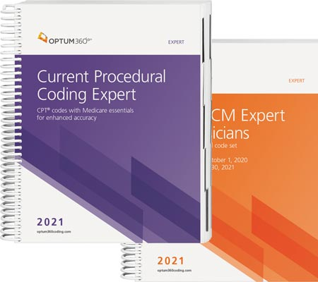2021 Physician Coding Book Bundle Three