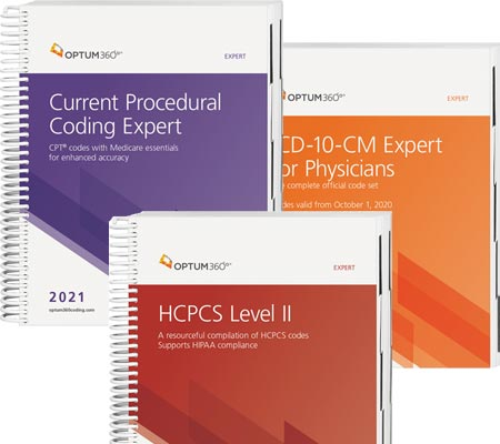2021 Physician Coding Book Bundle Six