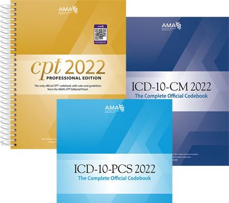 2022 Hospital Coding Book Bundle One