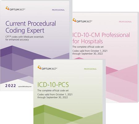 2022 Hospital Coding Book Bundle Two