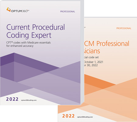 2022 Physician Coding Book Bundle Two