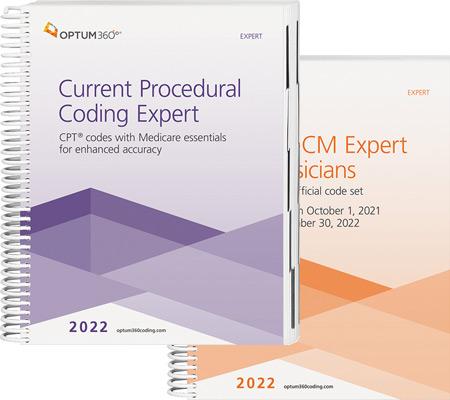 2022 Physician Coding Book Bundle Three