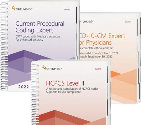2022 Physician Coding Book Bundle Six