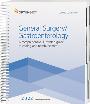 Coding Companion for General Surgery / Gastroenterology 2022