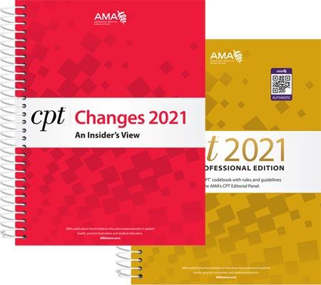 2021 CPT Code Changes Bundle
