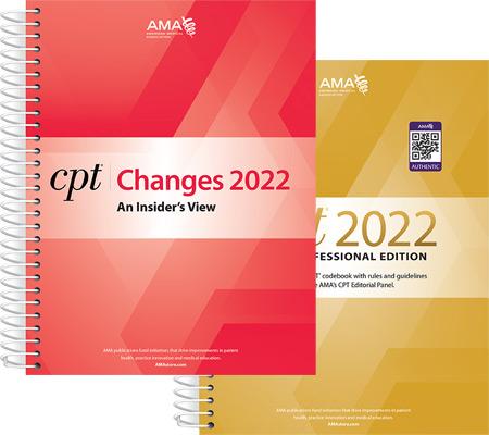 2022 CPT Code Changes Bundle