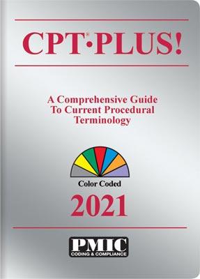 CPT Plus! 2021 Coder's Choice