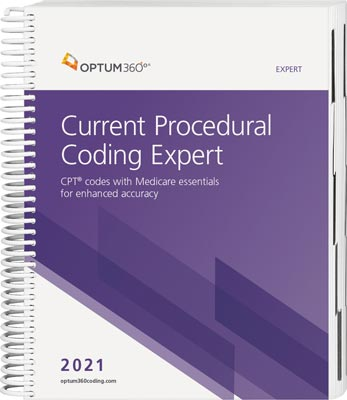 Current Procedural Coding Expert Spiral 2021