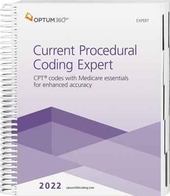 Current Procedural Coding Expert Spiral 2022