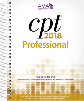 CPT Professional Spiral 2018