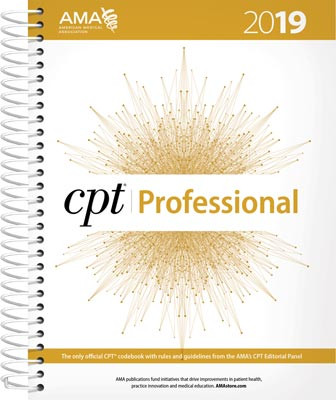 CPT Professional Spiral 2019