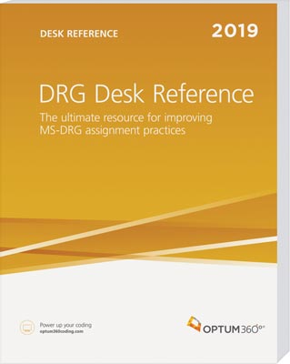 DRG Desk Reference 2019